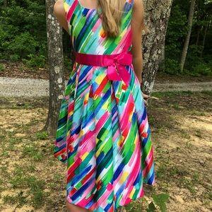 Girls Bonnie Jean dress